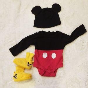 Disney Baby Mickey 3 piece